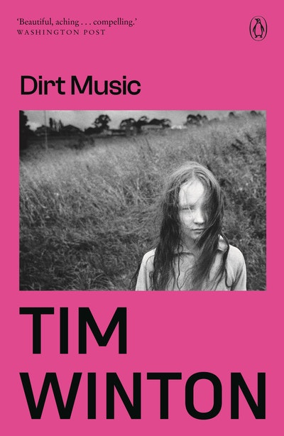 Book Cover:  Dirt Music