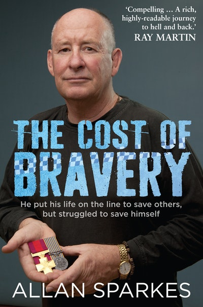 Book Cover: The Cost of Bravery