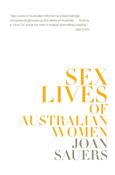 Sex Lives of Australian Women