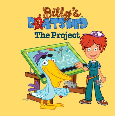 Billy's Boatshed: The Project