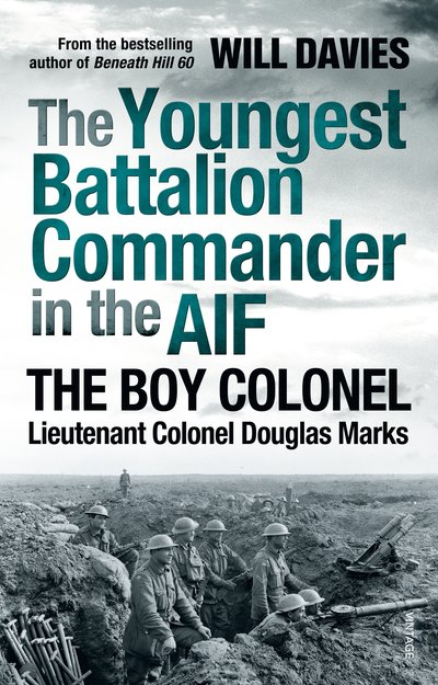 The Youngest Battalion Commander in the AIF