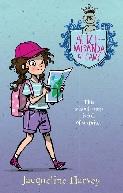 Alice-Miranda at Camp