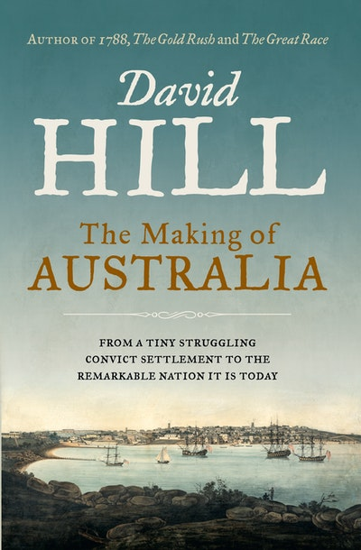 The Making of Australia