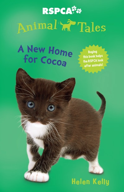 Animal Tales 9: A new home for Cocoa