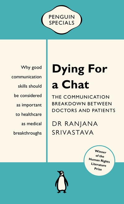 Book Cover:  Dying for a Chat: Penguin Special