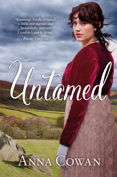 Book Cover:  Untamed: Destiny Romance
