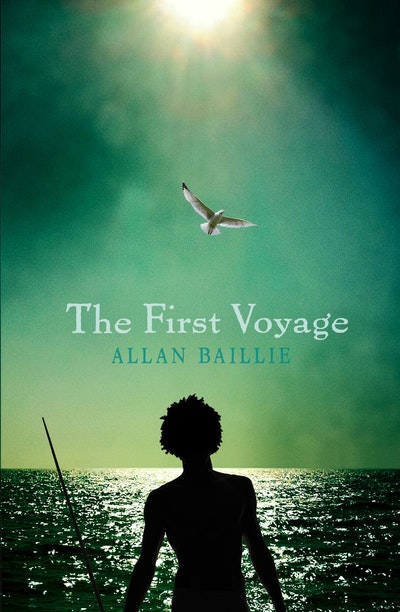 Book Cover:  First Voyage, The