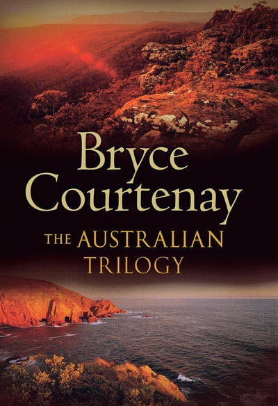 Book Cover:  Australian Trilogy bind-up