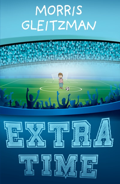 Book Cover:  Extra Time