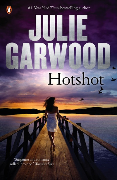 Book Cover:  Hotshot
