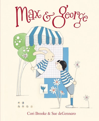Book Cover:  Max and George