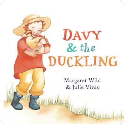 Book Cover:  Davy And The Duckling