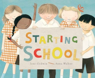 Book Cover:  Starting School
