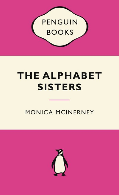 Book Cover:  Alphabet Sisters: Pink Popular Penguins, The