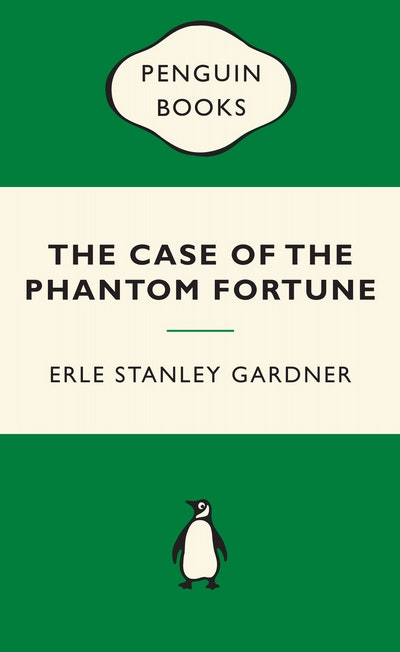 The Case of the Phantom Fortune: Green Popular Penguins