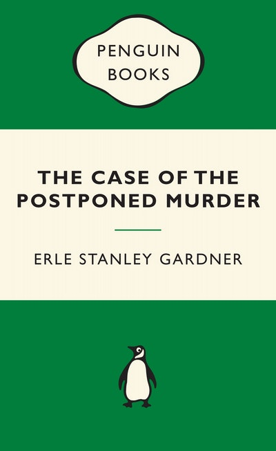 The Case of the Postponed Murder: Green Popular Penguins
