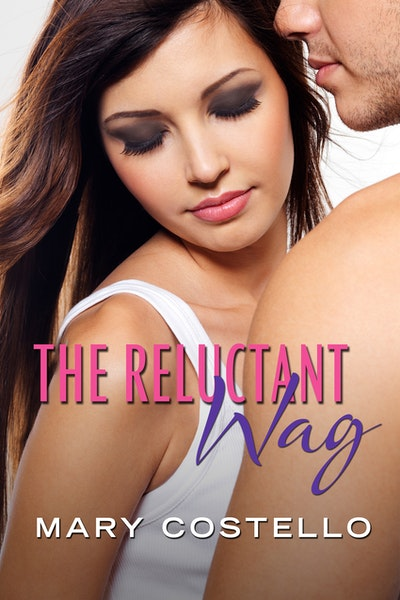 Book Cover:  Reluctant Wag: Destiny Romance, The