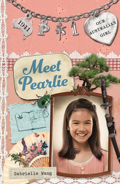 Book Cover:  Our Australian Girl: Meet Pearlie (Book 1)