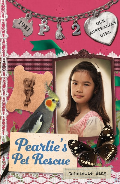 Book Cover:  Our Australian Girl: Pearlie's Pet Rescue (Book 2)