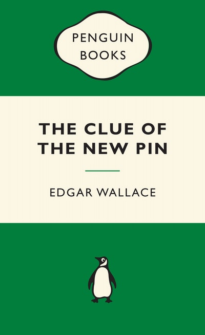 The Clue of the New Pin: Green Popular Penguins
