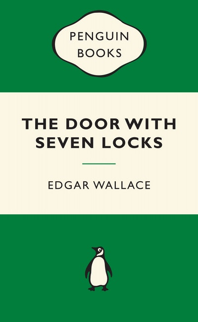The Door with Seven Locks: Green Popular Penguins