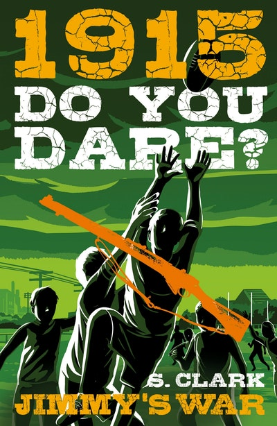 Book Cover:  Do You Dare? Jimmy's War
