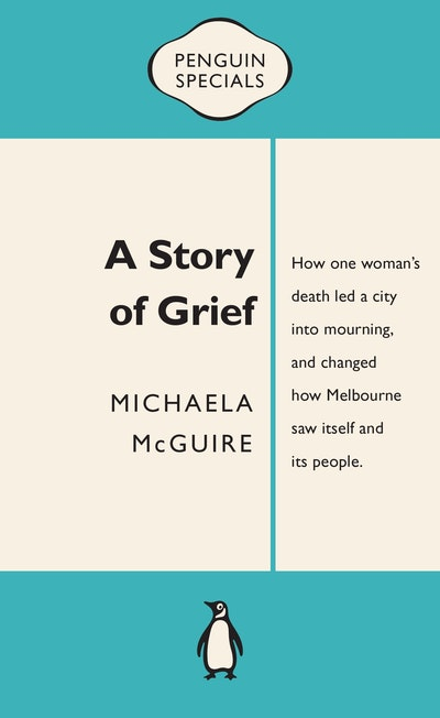 Book Cover: A Story of Grief: Penguin Special
