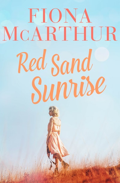 Book Cover:  Red Sand Sunrise