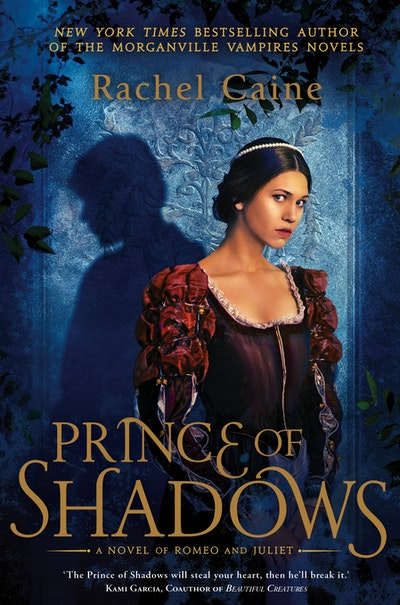 Book Cover:  Prince of Shadows