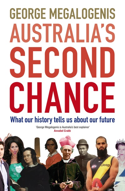 Book Cover:  Australia's Second Chance