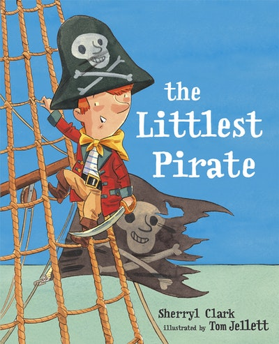 Book Cover: The Littlest Pirate