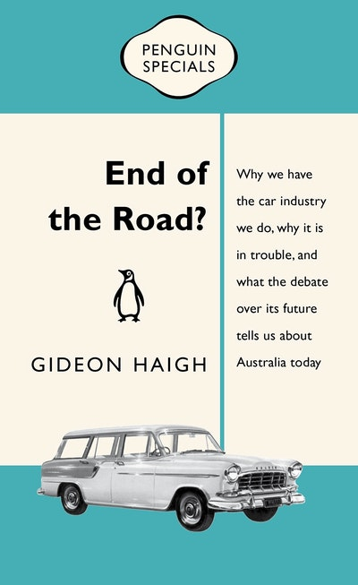 Book Cover:  End of the Road: Penguin Special