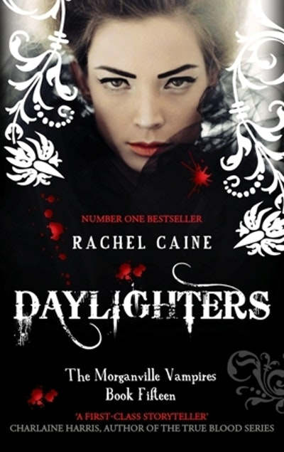 Book Cover:  Daylighters: Morganville Vampires Book Fifteen
