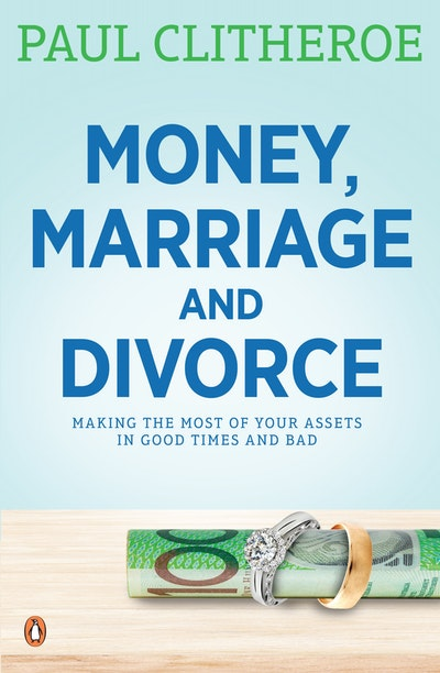 Book Cover:  Money, Marriage and Divorce