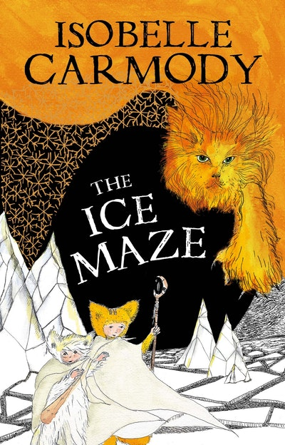 Book Cover:  Kingdom of the Lost: The Ice Maze