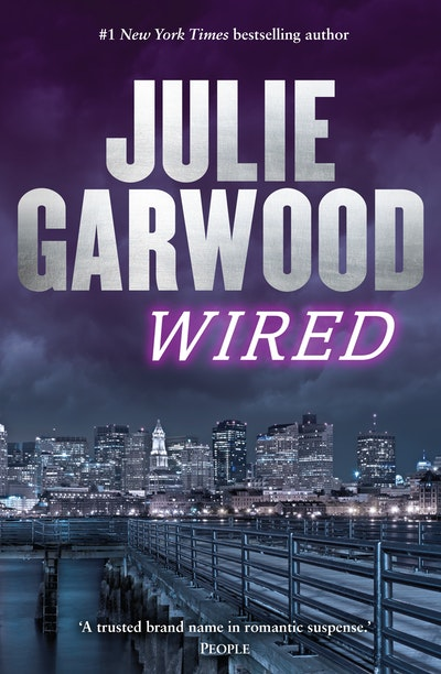 Book Cover:  Wired