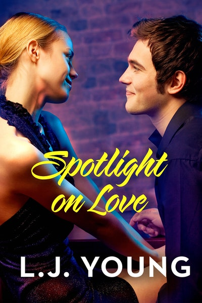 Book Cover:  Spotlight on Love: Destiny Romance