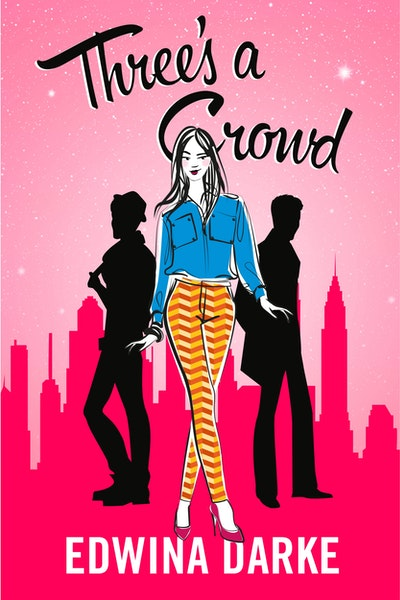 Book Cover:  Three's A Crowd: Destiny Romance