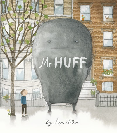 Book Cover:  Mr Huff