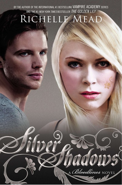 Book Cover:  Silver Shadows: Bloodlines Book 5