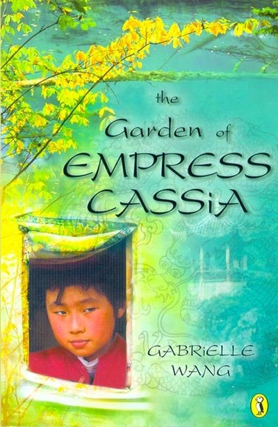 Book Cover:  Garden of Empress Cassia