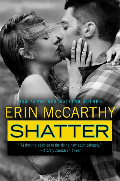 Book Cover:  Shatter: True Believers Book 4
