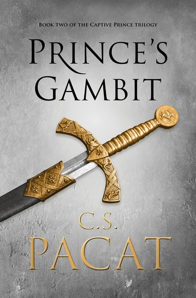 Prince's Gambit: Captive Prince Book 2