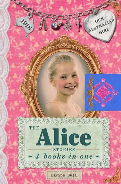 Book Cover: The Alice Stories: Our Australian Girl