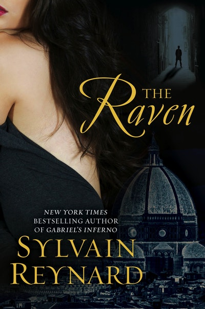 Book Cover:  Raven, The