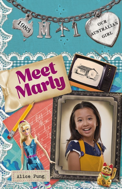 Book Cover:  Our Australian Girl: Meet Marly (Book 1)