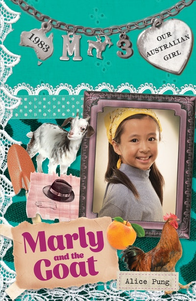 Book Cover:  Our Australian Girl: Marly And The Goat (Book 3)