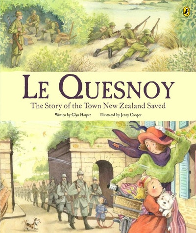 Book Cover:  Le Quesnoy