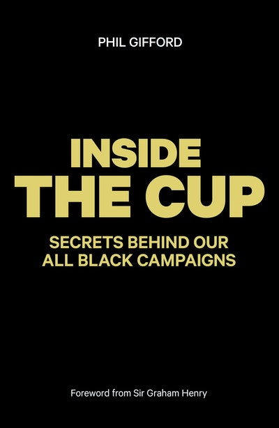 Inside the Cup: Secrets Behind Our All Black Campaigns
