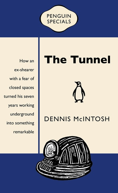 Book Cover: The Tunnel: Penguin Special